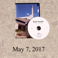 Video of The Mass May 7, 2017 SJMB